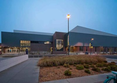 NAU Tennis Center