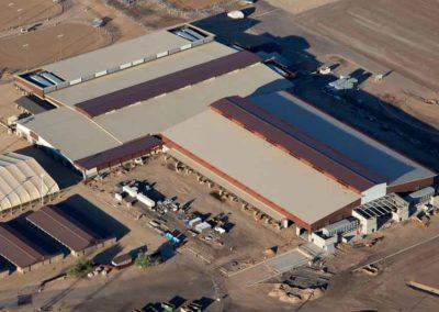 Ariel view of WestWorld of Scottsdale Equestrian Center