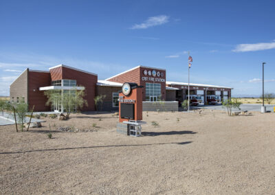 Colorado River Indian Tribe Firehouse